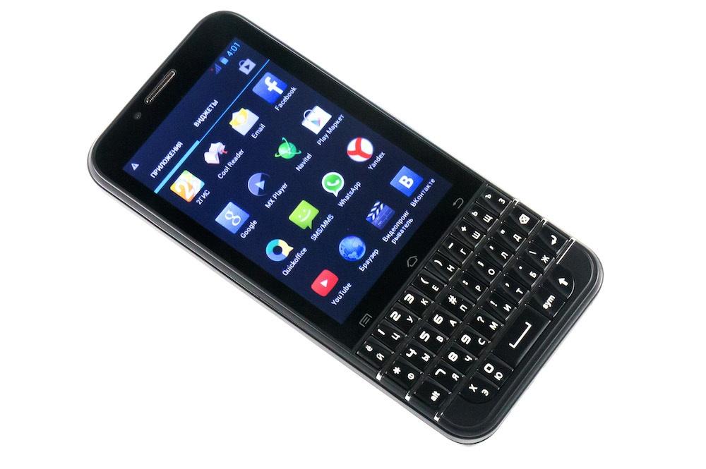 BQ Berkeley — насколько полезен Android-смартфон с полной русской клавиатурой? - 6