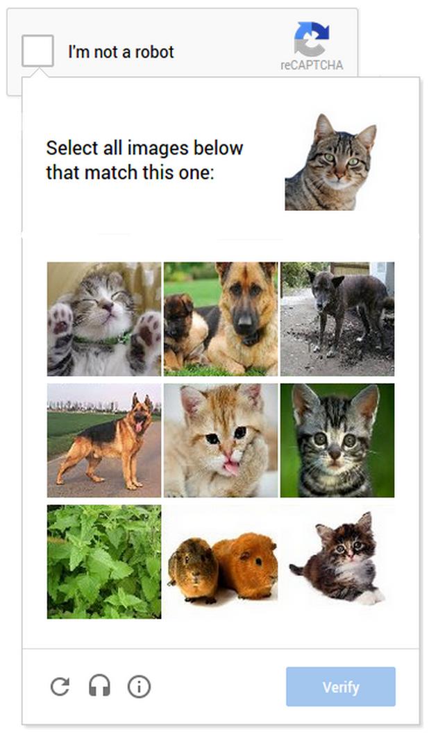 Google анонсировал No-CAPTCHA — новую систему защиты от спамеров - 3