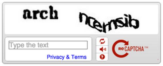 Google анонсировал No-CAPTCHA — новую систему защиты от спамеров - 1