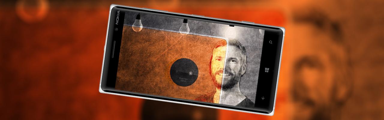 Единое видение: Питер Гриффит о дизайне Microsoft Lumia - 1