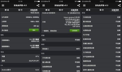 Производительность смартфона Oppo R5 оставляет желать лучшего