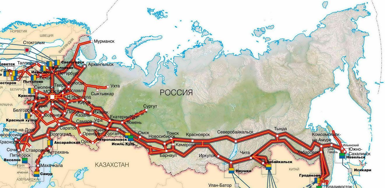 Связь. От Калининграда до Сахалина - 1