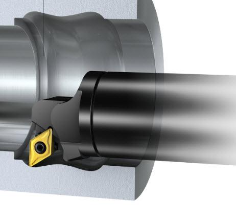 Токарная ЧПУ Siemens Sinumerik 840D sl: создание режущего инструмента [шот 02] - 7