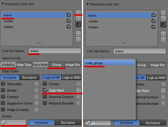 Принципиальные схемы в Blender. FreeStyle - 18