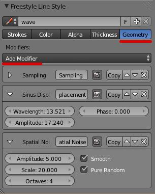 Принципиальные схемы в Blender. FreeStyle - 19