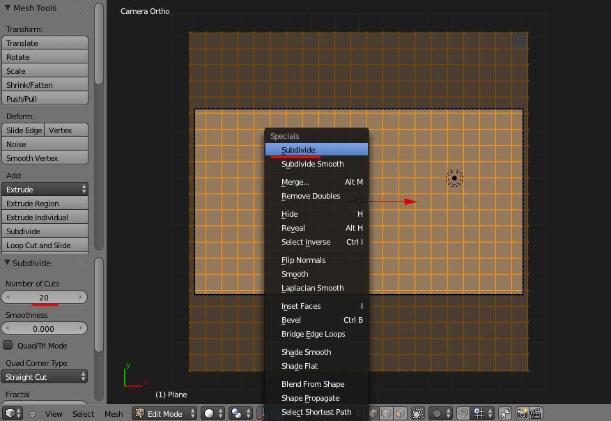 Принципиальные схемы в Blender. FreeStyle - 23