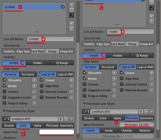Принципиальные схемы в Blender. FreeStyle - 8