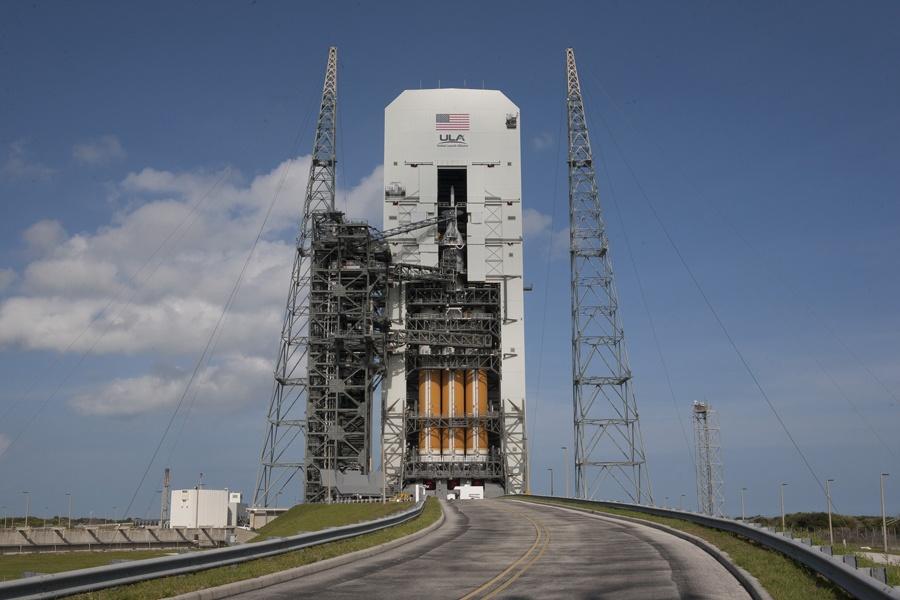 Сегодня NASA запускает межпланетный космический корабль (перенесли на завтра) - 2