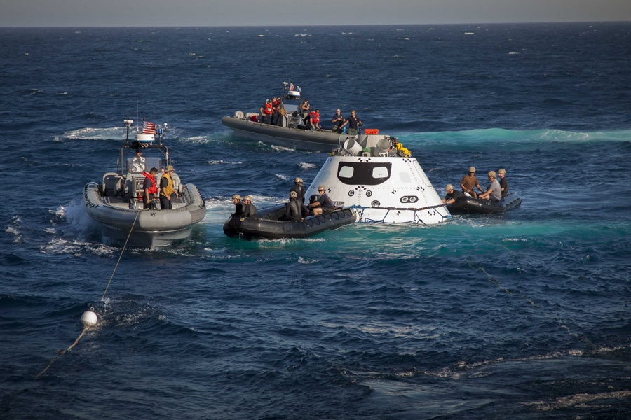 Сегодня NASA запускает межпланетный космический корабль (перенесли на завтра) - 7