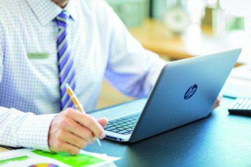 У «яблочного» MacBook Air появился конкурент    EliteBook Folio 1020 от HP