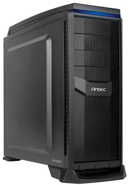 В корпус Antec GX300 можно установить видеокарты длиной до 40 см - 1