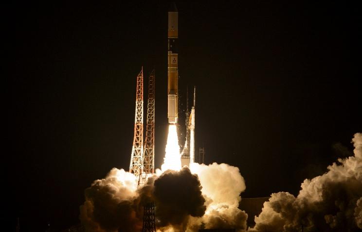 Японский космический зонд Hayabusa-2 отправился к астероиду 1999 JU3 - 1