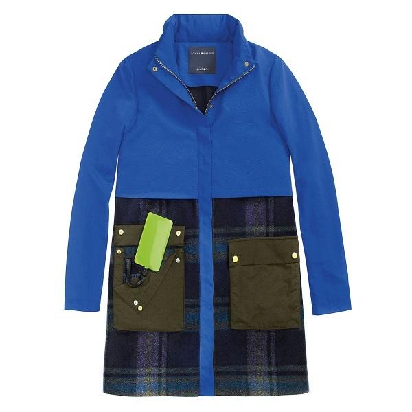 Tommy Hilfiger предлагает куртки с отстегивающимися солнечными батареями - 3