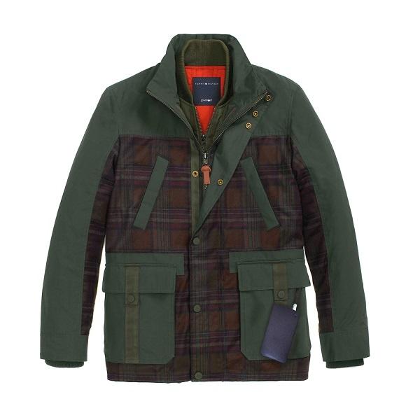 Tommy Hilfiger предлагает куртки с отстегивающимися солнечными батареями - 1