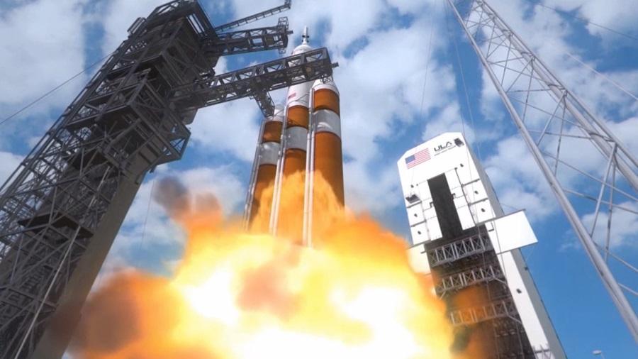 Космический корабль Orion успешно вышел на орбиту (и успешно вернулся на Землю) - 1