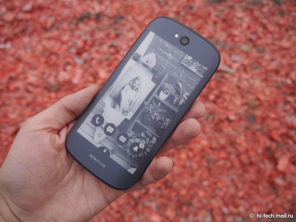 Обзор YotaPhone 2 - 16