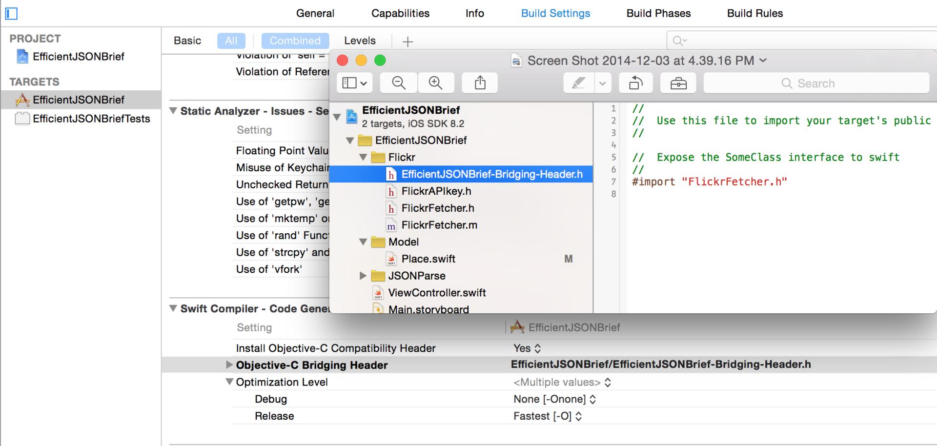 Эффективный JSON с функциональными концепциями и generics в Swift - 1