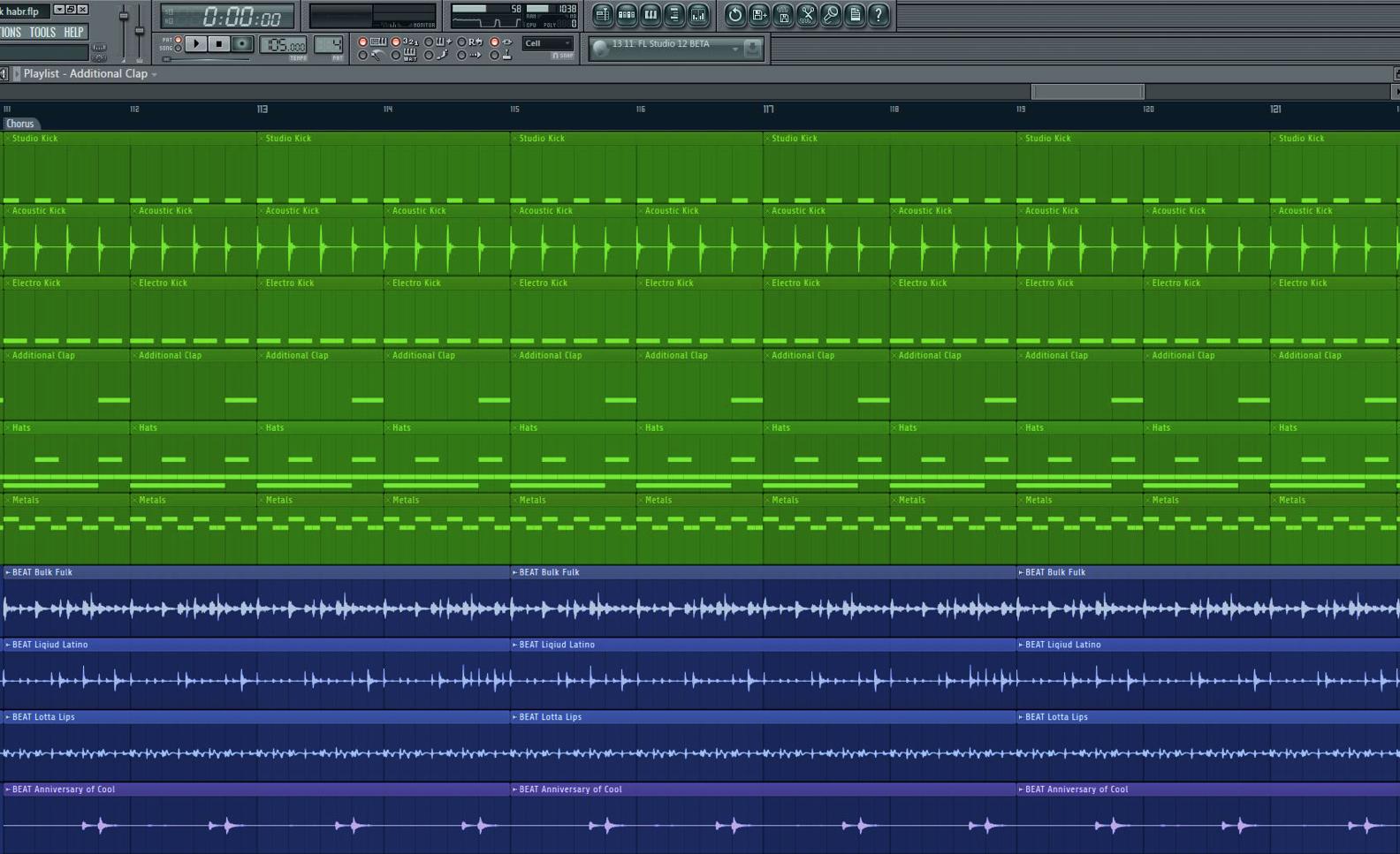 Как создавать музыкальные произведения в FL Studio: интересные приемы - 5
