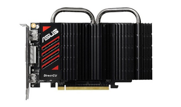 Asus GeForce GTX 750 (GTX750-DCSL-2GD5)