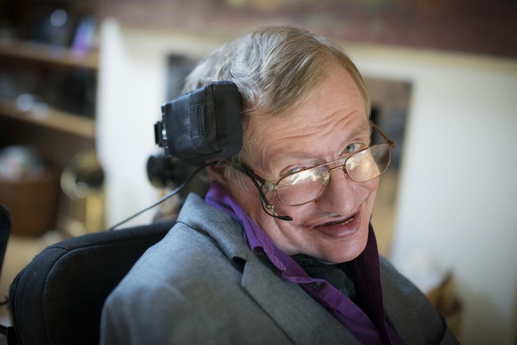 Новый синтезатор речи Стивена Хокинга сделан на основе SwiftKey - 2
