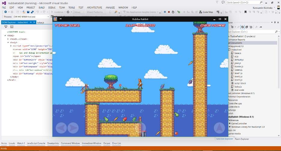 Как использовать GamePad в браузере и в приложениях для Windows на HTML и JavaScript? - 5