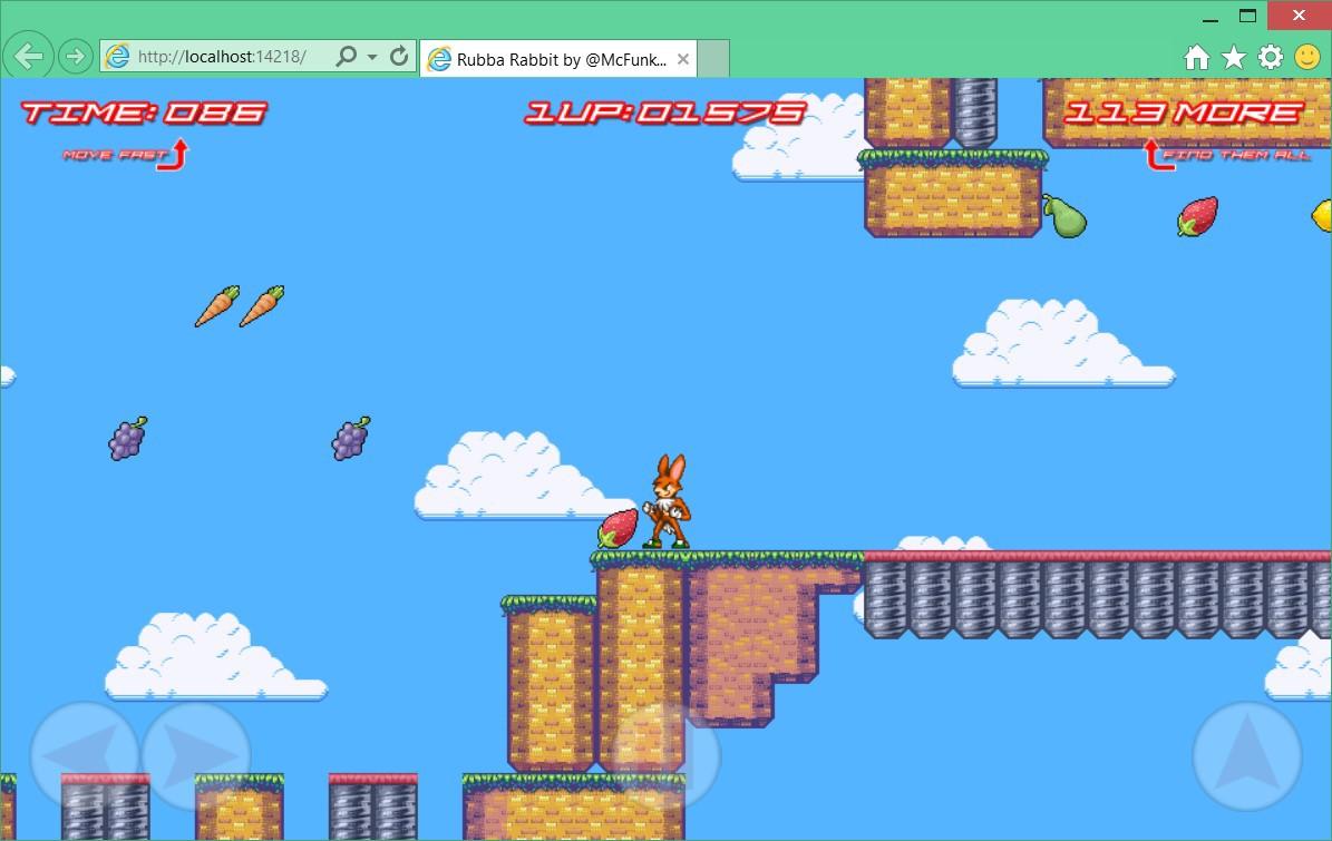 Как использовать GamePad в браузере и в приложениях для Windows на HTML и JavaScript? - 7