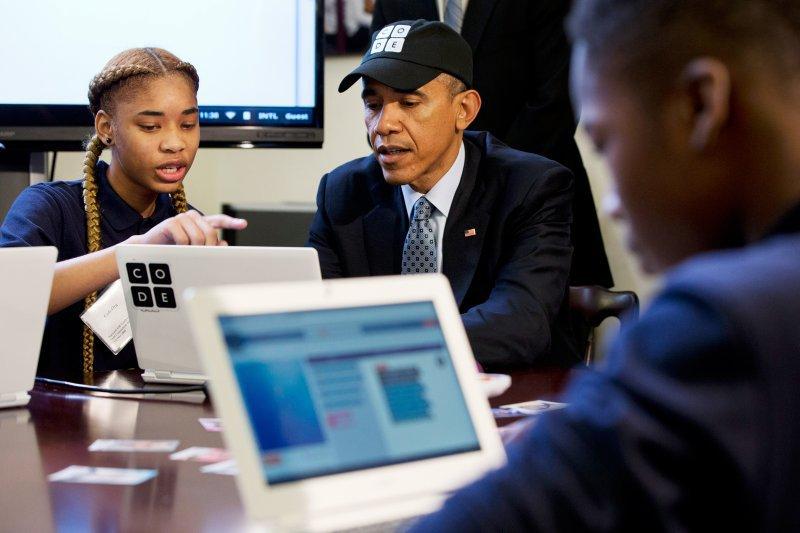 Обама — первый американский президент, написавший компьютерную программу - 1