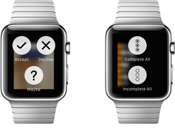 Первый взгляд на Apple Watch SDK - 2