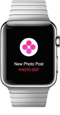 Первый взгляд на Apple Watch SDK - 4