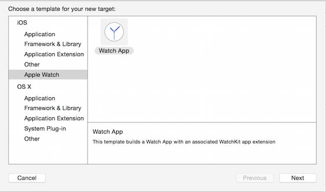 Первый взгляд на Apple Watch SDK - 7