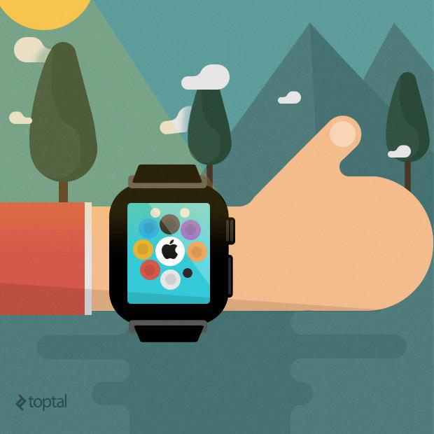 Первый взгляд на Apple Watch SDK - 1