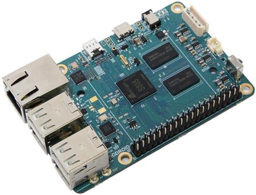 Hardkernel Odroid-C1: четырехъядерный конкурент для Raspberry Pi с ценой $35 - 1