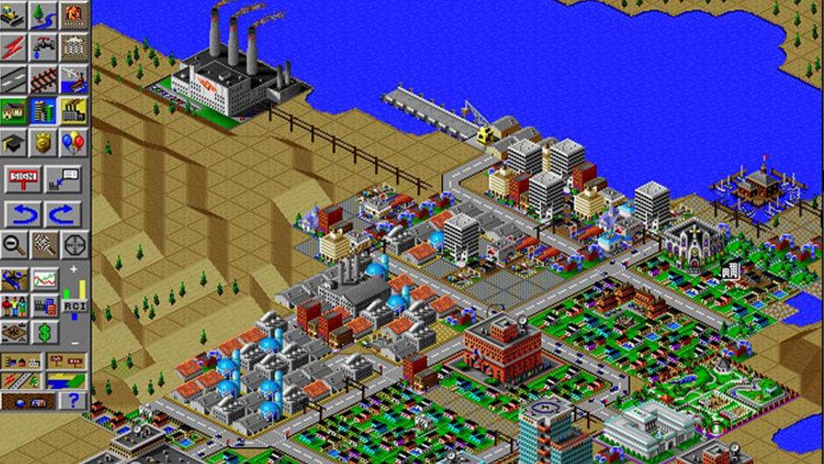 SimCity 2000 стал бесплатным - 2