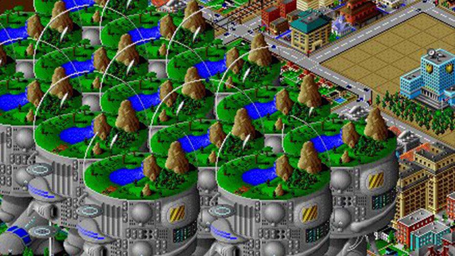 SimCity 2000 стал бесплатным - 5