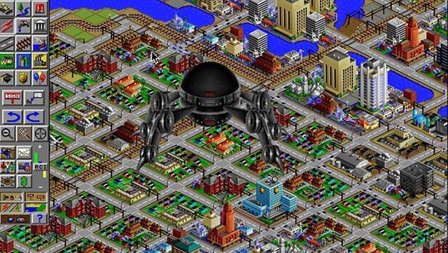 SimCity 2000 стал бесплатным - 1