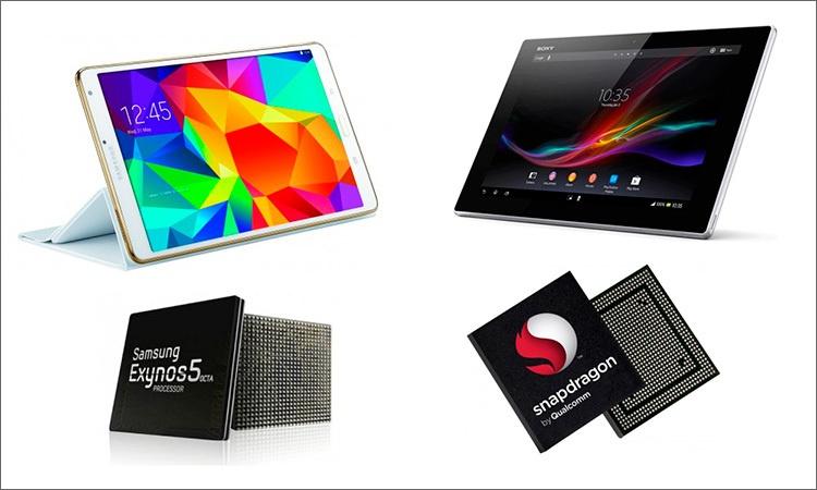 Чипсеты для планшетов и чипсетов для смартфонов: в чём различия? - 1