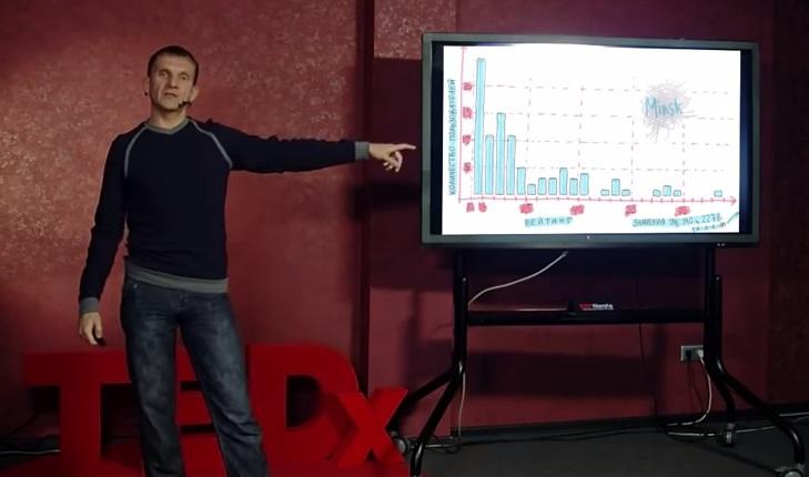 Как я выступал на TEDx и упомянул там хабру - 1