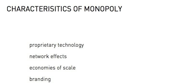 Питер Тиль: как построить монополию? - 6