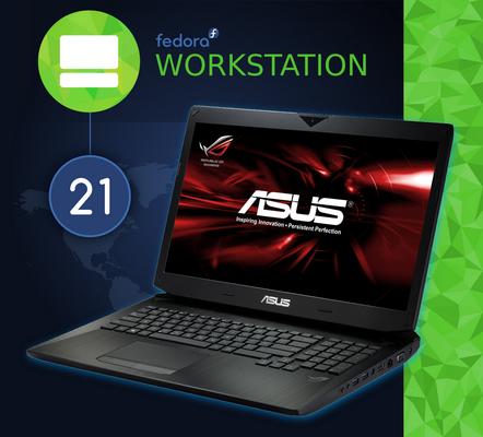 Установка, настройка и тестирование Fedora 21 Workstation на личном или игровом компьютере - 1