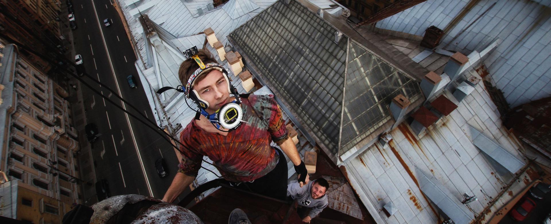 Adventure Mask: как от паркура прийти к инновации в кинематографе - 1