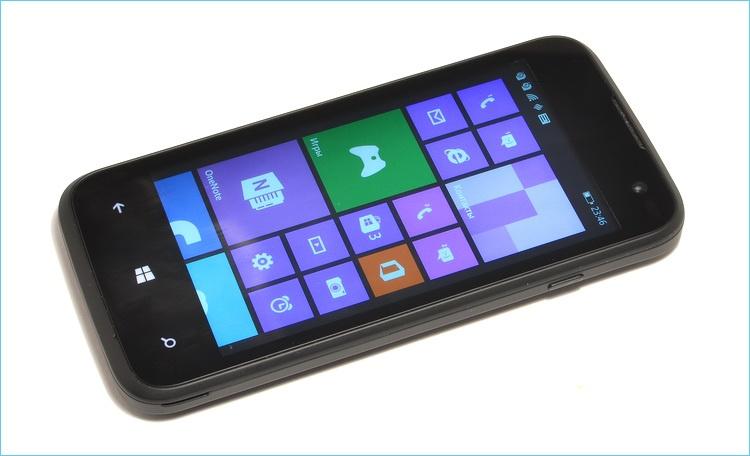 Highscreen WinWin и WinJoy: обзор самых доступных смартфонов на Windows Phone 8.1 - 10