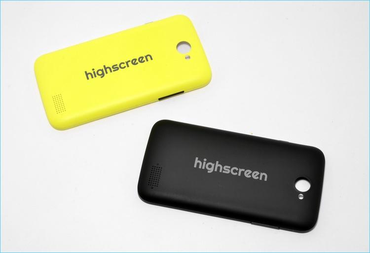 Highscreen WinWin и WinJoy: обзор самых доступных смартфонов на Windows Phone 8.1 - 2