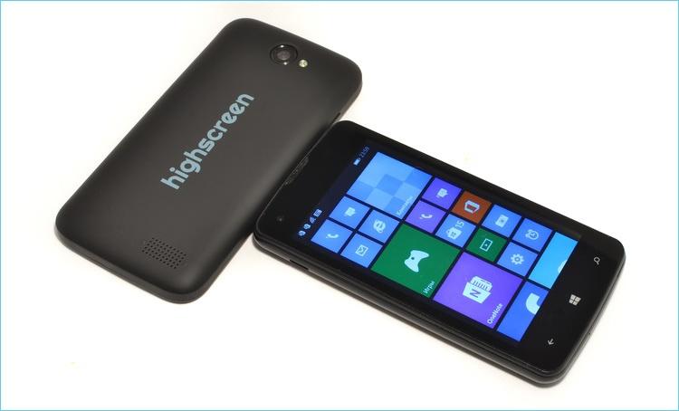Highscreen WinWin и WinJoy: обзор самых доступных смартфонов на Windows Phone 8.1 - 6