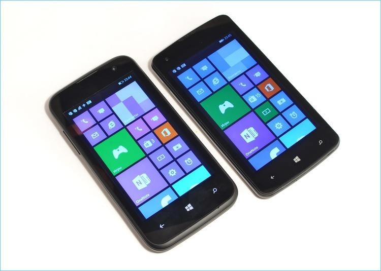Highscreen WinWin и WinJoy: обзор самых доступных смартфонов на Windows Phone 8.1 - 8