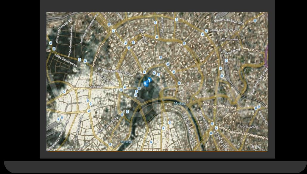 Как добавить карты Bing Maps в Windows-приложение на HTML и JavaScript. Часть 1 - 11