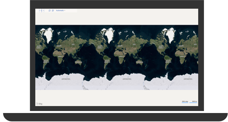 Как добавить карты Bing Maps в Windows-приложение на HTML и JavaScript. Часть 1 - 7