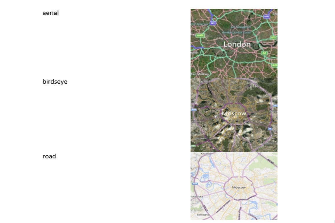 Как добавить карты Bing Maps в Windows-приложение на HTML и JavaScript. Часть 1 - 8