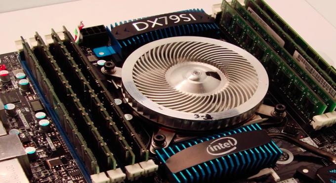 Новый вентилятор для процессоров: эффективнее и тише - 1