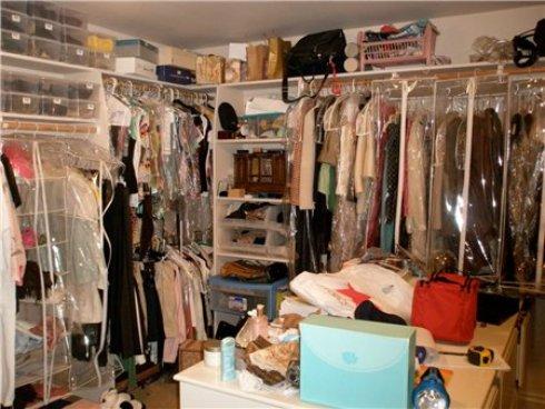 Способы навести порядок в своем шкафу