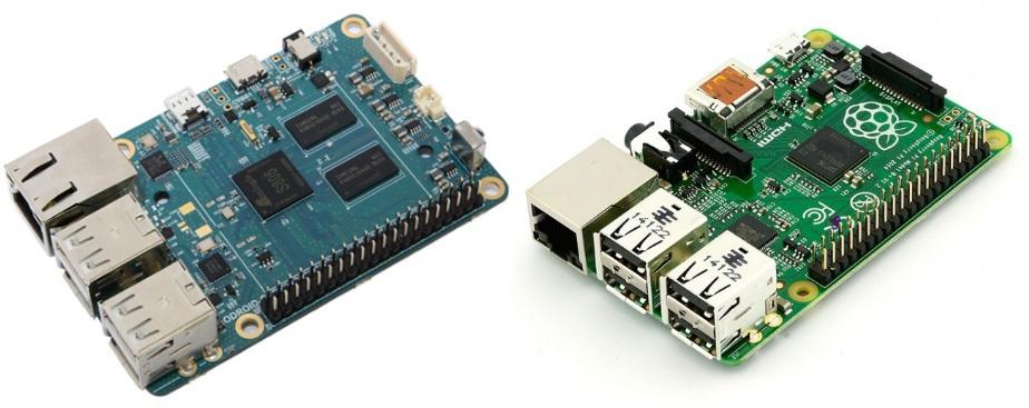 ODROID-C1 — форма от Raspberry Pi B+, 4 ядра по 1500MHz, 1GB и цена $35 - 2